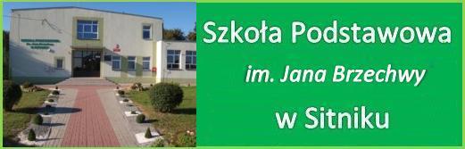 Szkoła Podstawowa im. Jana Brzechwy w Sitniku